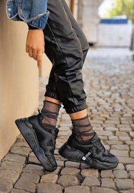 Arca fekete női sneakers